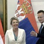 FM Szijjártó 呼籲加快塞爾維亞融入歐盟